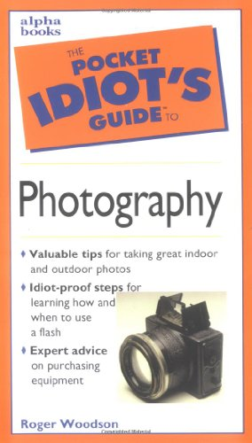 9780028621296: Pocket Idiot's Guide to Photography