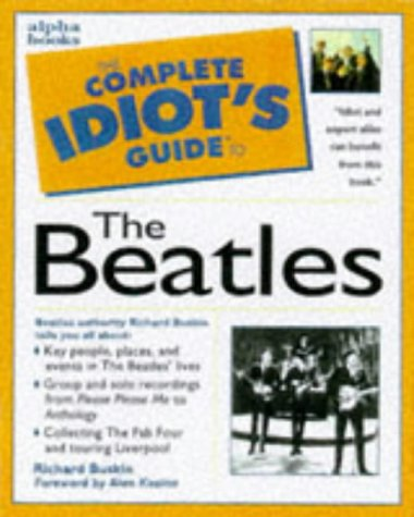9780028621302: Complete Idiot's Guide to Beatles (The Complete Idiot's Guide)