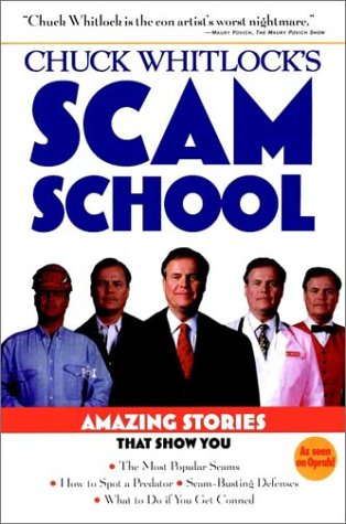 9780028621395: Chuck Whitlock's Scam School