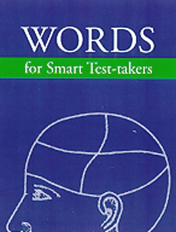 9780028621883: Arco Words for Smart Test-Takers (Arco Academic Test Preparation)