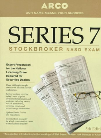 9780028621968: Series 7 Stockbroker Nasd Exam (5th ed)