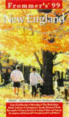 9780028622262: Frommer's 99 New England (Frommer's New England)