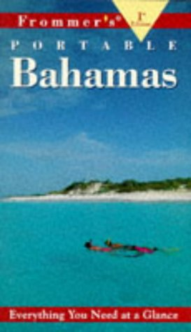 9780028622330: Frommer's Portable Bahamas, 1st Ed.