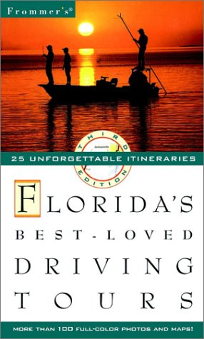 9780028622361: Frommer's Florida's Best-Loved Driving Tours