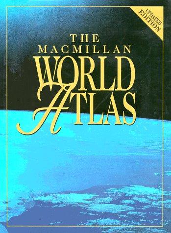 9780028622446: The Macmillan World Atlas