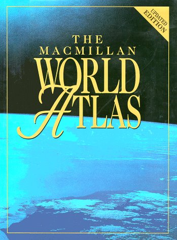 9780028622446: The Macmillan World Atlas