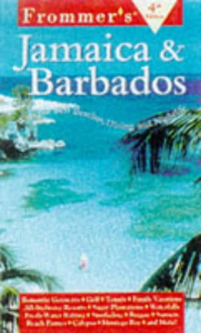 9780028622651: Frommer's Jamaica & Barbados (4th ed)