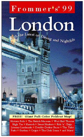 9780028622774: Frommer's 99 London (Serial)