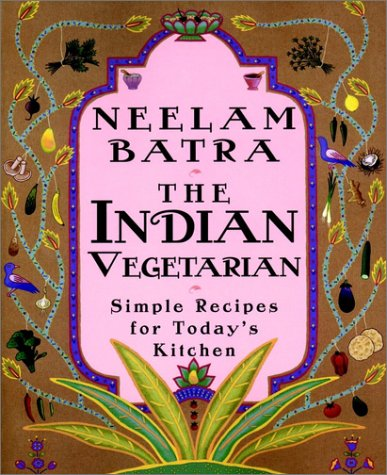 9780028622859: The Indian Vegetarian