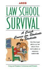 9780028622965: Law School Survival Guide