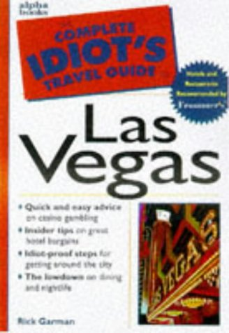 9780028622996: CITG to Las Vegas (The Complete Idiot's Guide)