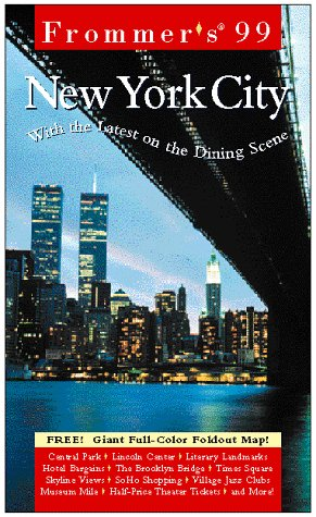 9780028623139: New York City 1999 (Frommer's Complete City Guides)