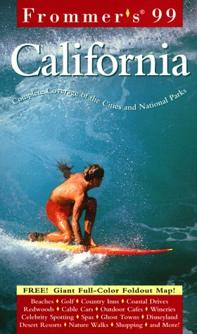 9780028623573: Frommer's 99 California (Frommer's California, 1999)