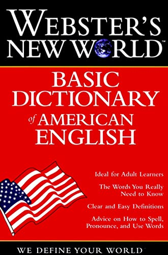 9780028623818: Webster's New Worldo Basic Dictionary of American English