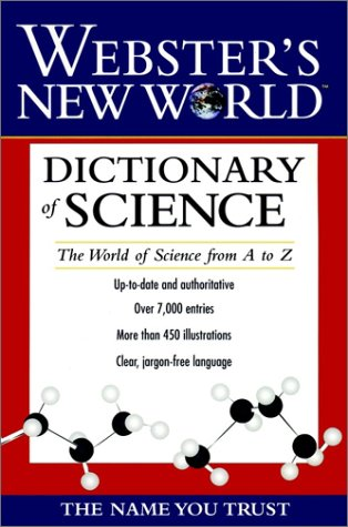 9780028623825: Webster's New World Dictionary of Science