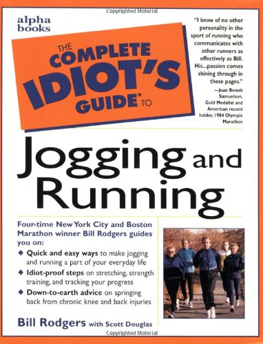 9780028623863: The Complete Idiot's Guide to Jogging and Running