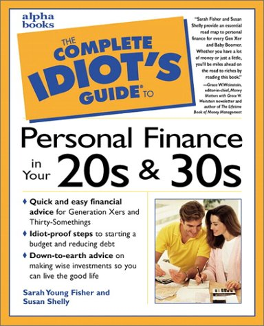 9780028624150: The Complete Idiot's Guide to Personal Finance in Your 20s & 30's