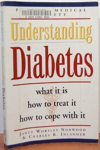 Understanding Diabetes (9780028624372) by Janet Worsley Norwood; People's Medical Society