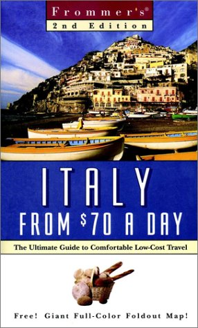 9780028624471: Frommer's Italy From $70 A Day (Frommer's $ A Day)