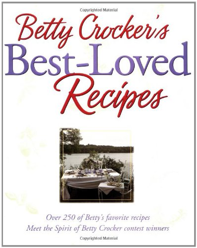 9780028624501: Betty Crocker's Best-Loved Recipes