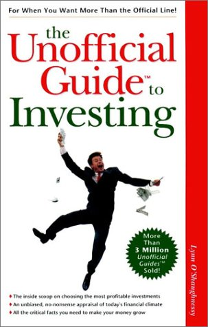 9780028624587: The Unofficial Guide to Investing
