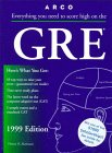 9780028624679: Everything You Need to Score High on the Gre 1999 (Master the Gre)
