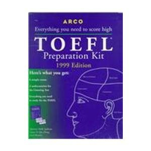 9780028624976: Everything You Need to Score High on the Toefl 1999: Kit (MASTER THE TOEFL)