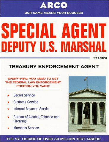 9780028625041: Special Agent Deputy U.S. Marshal: Treasury Enforcement Agent
