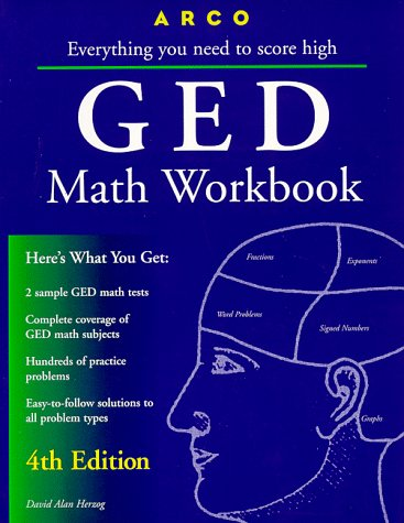 9780028625119: Ged Mathematics Workbook