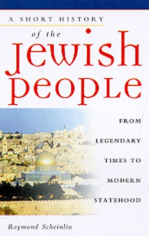 9780028625867: A Short History of the Jewish People: From Legendary Times to Modern Statehood