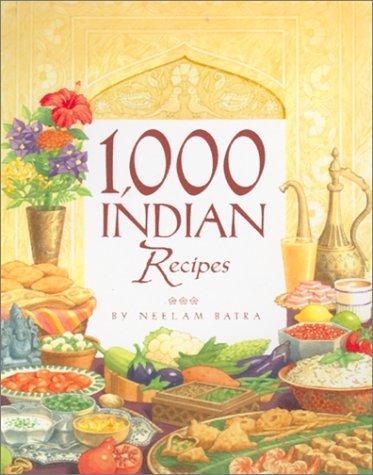9780028625881: 1,000 Indian Recipes