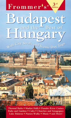 9780028625997: Frommer's Budapest & the Best of Hungary