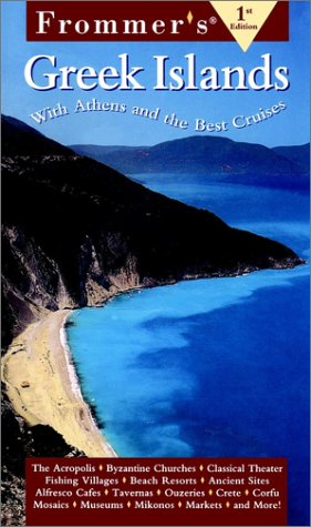9780028626093: Frommer's Greek Islands (Frommer's Complete Guides)