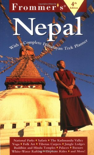 9780028626284: Nepal (Frommer's Comprehensive Travel Guides)
