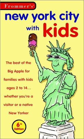 9780028626352: New York City with Kids (Frommer's Family Travel Guides)