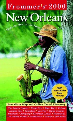 9780028626437: Frommer's 2000 New Orleans (Frommer's New Orleans, 2000)