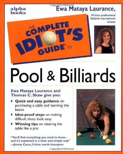 9780028626451: The Complete Idiot's Guide to Pool & Billiards