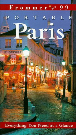 9780028626710: Paris (Frommer's Portable)