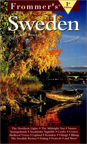 9780028627205: Frommer's Sweden (Frommer's Complete Guides)