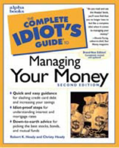 9780028627229: The Complete Idiot's Guide To Managing Your Money