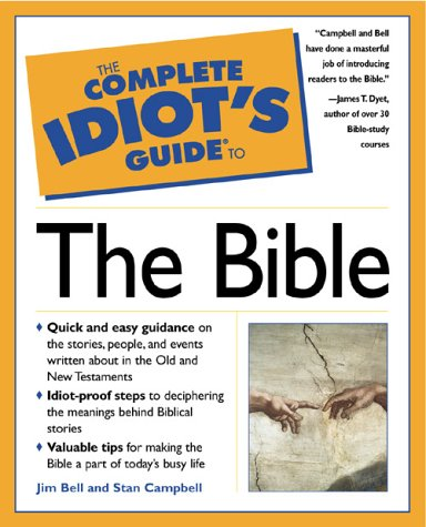 9780028627281: The Complete Idiots Guide to The Bible