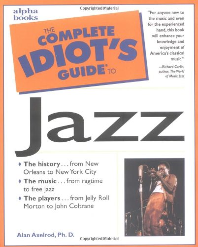 9780028627311: The Complete Idiot's Guide to Jazz