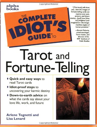 9780028627373: The Complete Idiot's Guide to Tarot and Fortune-Telling