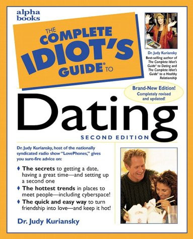 9780028627397: The Complete Idiot's Guide to Dating
