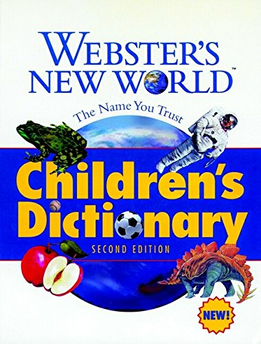 9780028627663: Webster's New World Children's Dictionary