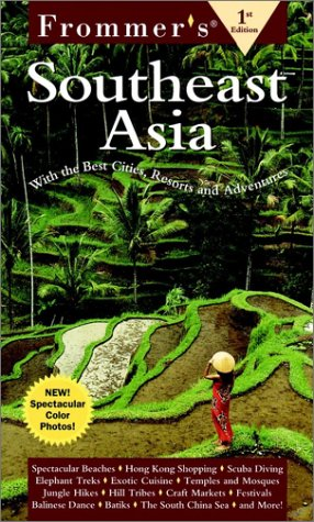 9780028627762: South East Asia (Frommer's Complete Guides)