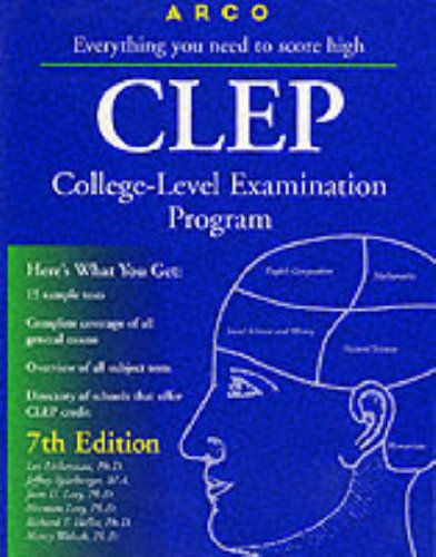 9780028628066: CLEP 7th Edition