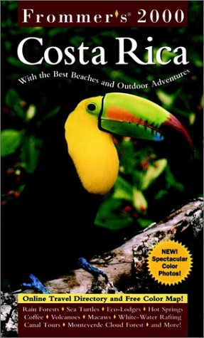 9780028629018: Frommer's Costa Rica 2000