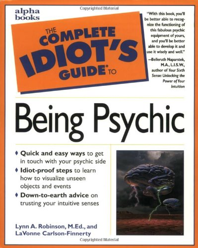 9780028629049: The Complete Idiot's Guide to Being Psychic