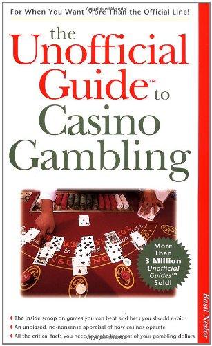 9780028629179: Unofficial Guide to Casino Gambling